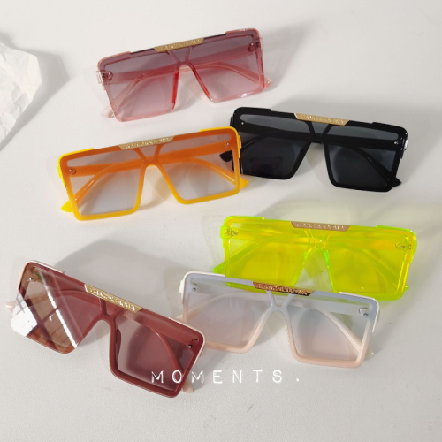 Anti ultraviolet atmospheric glasses