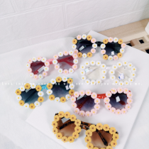 Little flower candy children's Sunglasses