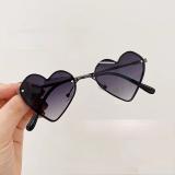 Multicolor love Sunglasses