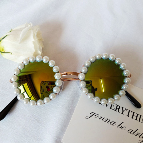 Pearl Flower Sunglasses