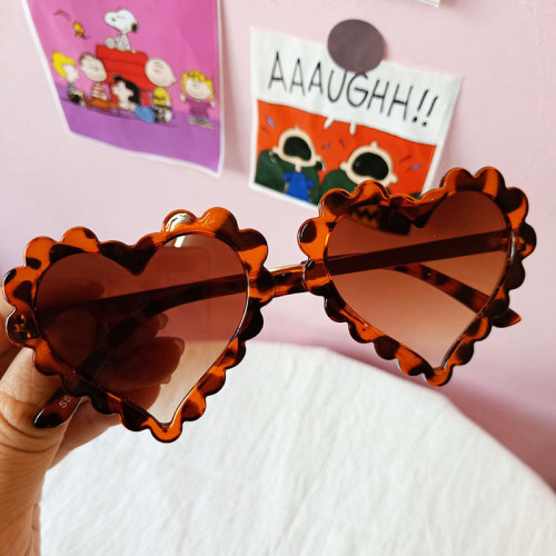 Heart shaped children's Sunglasses