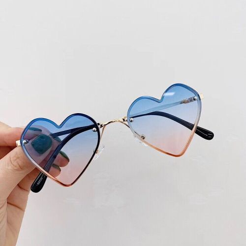 Multicolor love Sunglasses
