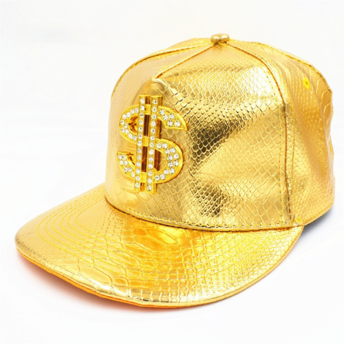 Gold Dollar Hat
