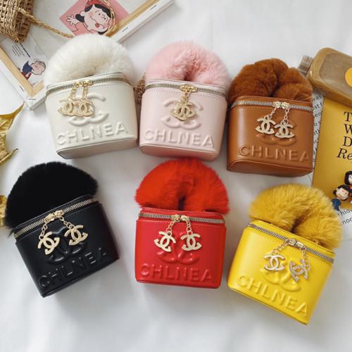 Plush Princess Handbag