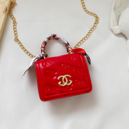 Silk Ccarf Handbag