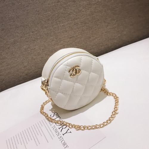 Fashion Plaid Purse Bag