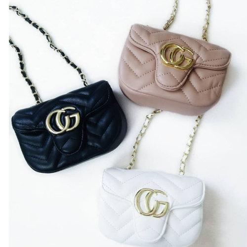 Letter G Purse Bag