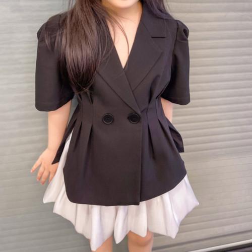 2pcs Short-sleeve Suit