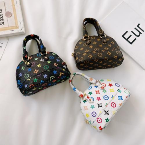Letter Shell Handbag Purse