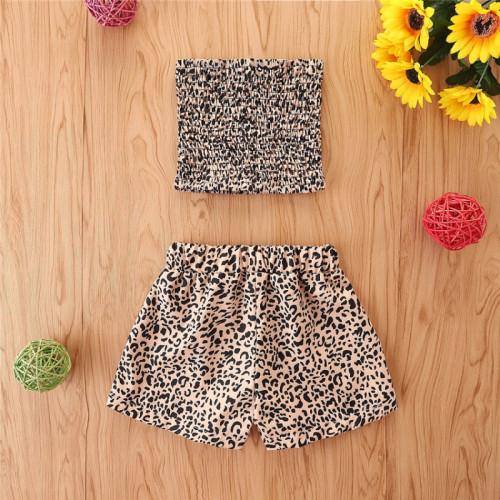 2pcs Leopard Sling Set