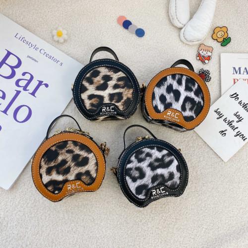 Leopard Bag Purse
