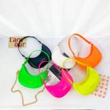 Fluorescent  Shoulder Bag