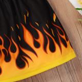 Yellow Flame Set