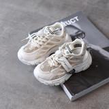 Mesh Letter Shoes