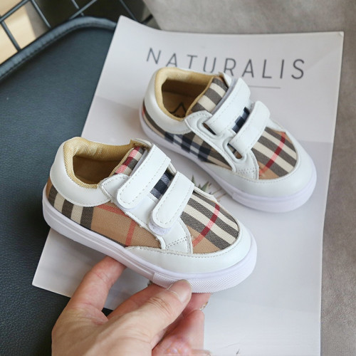 Plaid Shoes