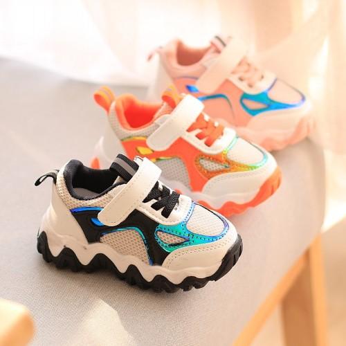 Block Color Sport Shoes