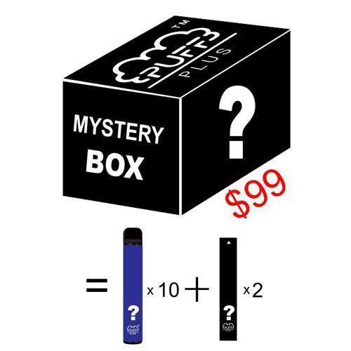 PUFF BAR PLUS MYSTERY BOX