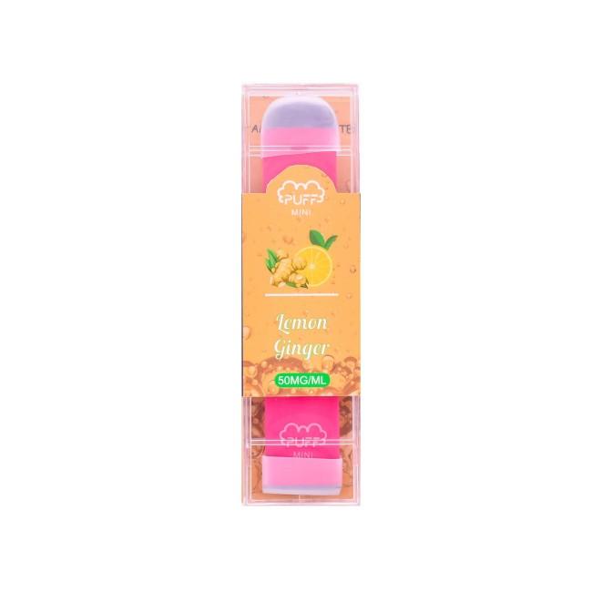 Puff Bar Mini-Lemon Ginger