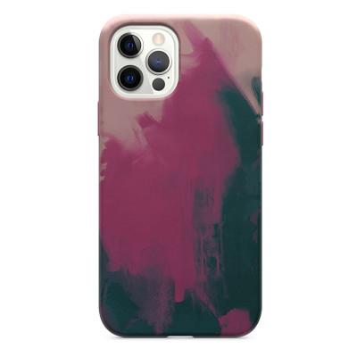 適用於iPhone 液態水彩保護殼 支援 MagSafe (適用於 iPhone 12系列)