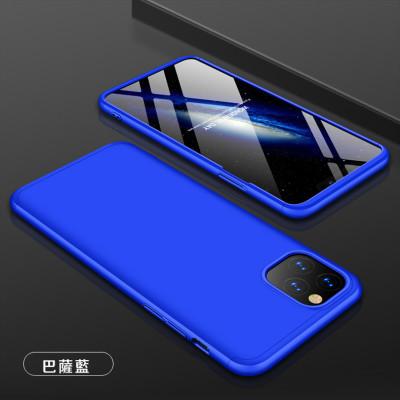 iPhone全適配 三合一拼接防護殼 前後四周全包 更全面保護手機