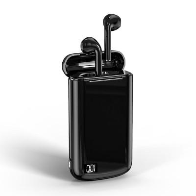 無線耳機&行動電源二合一 是耳機更是應急行動電源 小巧方便攜帶 新品專區下訂2件立減200 3件立減500