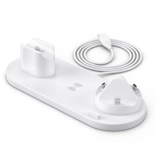 【無線充電板】六合一多功能無線充電板  下訂兩個減200 三個減500