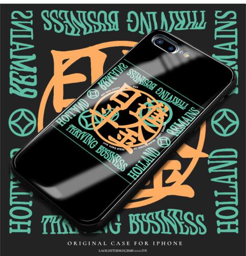 【發財手機殼】適用iphone12 潮牌男生發財手機殼 全場任選2個 附贈行動電源