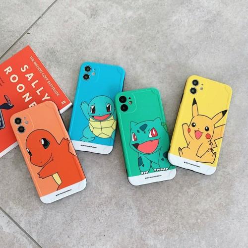 【小精靈手機殼】適用iPhone 寵物小精靈全包手機殼 全場任選下訂2個 送大容量行動電源