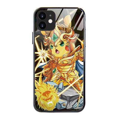 iPhone全適配 十二星座卡通手機殼 下訂任意兩款手機殼 附贈大容量行動電源