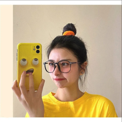 【小黃人表情保護殼】適用iPhone  趣味表情 小黃人保護殼  下訂任意兩款手機殼 附贈大容量行動電源
