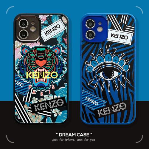 歐美潮牌復古虎頭手機保護殼 iPhone全適配 全包設計 防摔防刮
