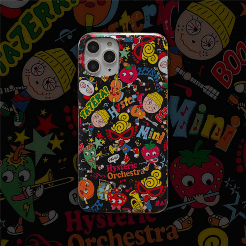 日本潮牌黑超手機殼 iPhone全適配