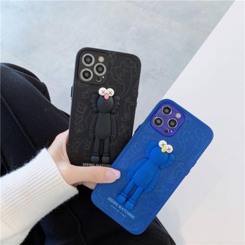 【立體芝麻街】適用iPhone 立體芝麻街蘋果手機保護殼  全倌滿799免運費 附贈大容量行動電源