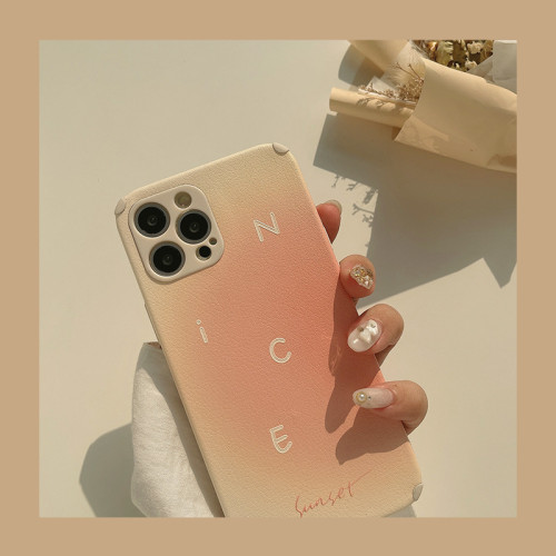 iPhone全適配 皮紋卡通手機保護殼 特價499