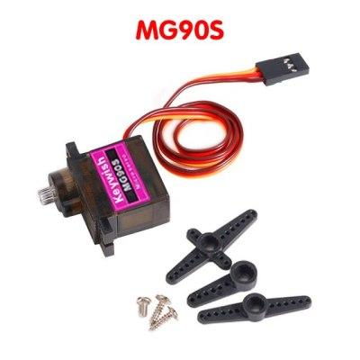 High Torque Steering Gear MG996R  MG90S SG90