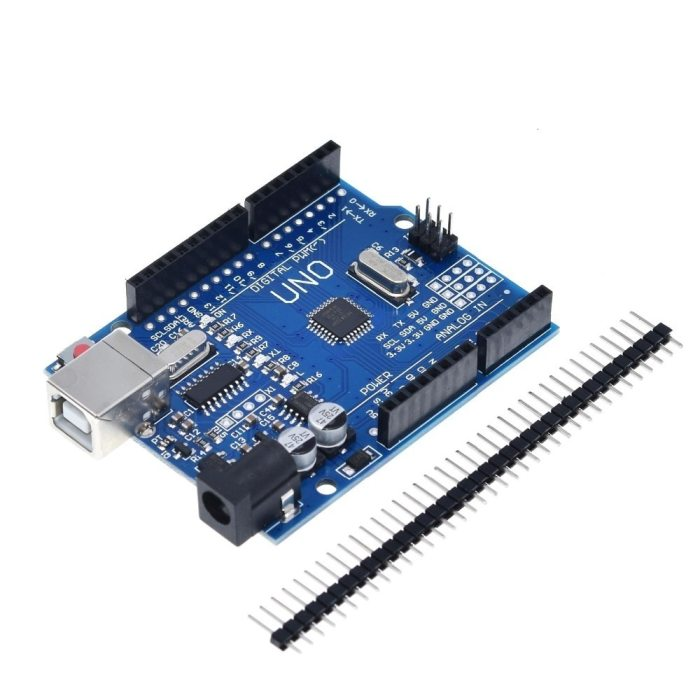 1pcs/lot High Quality UNO R3 MEGA328P CH340G for Arduino Compatible With USB CABLE