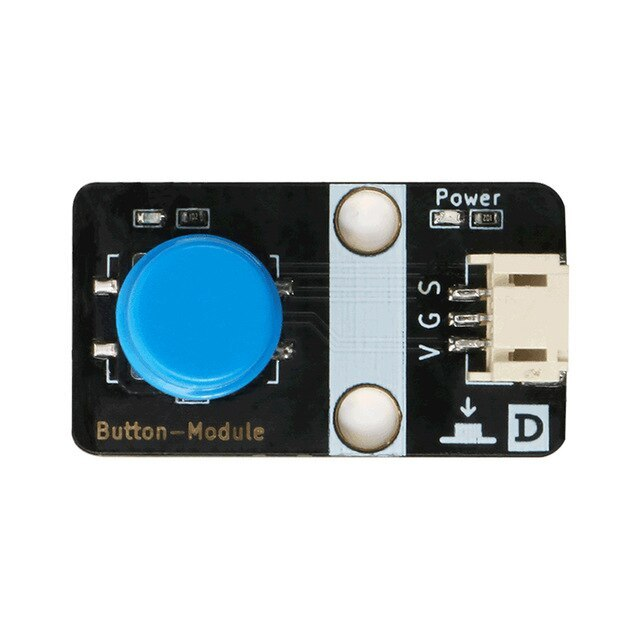 5V Button Module Compatible with Lego Interface