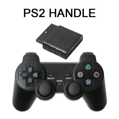 Wireless Handle for PS 2 and Receiver