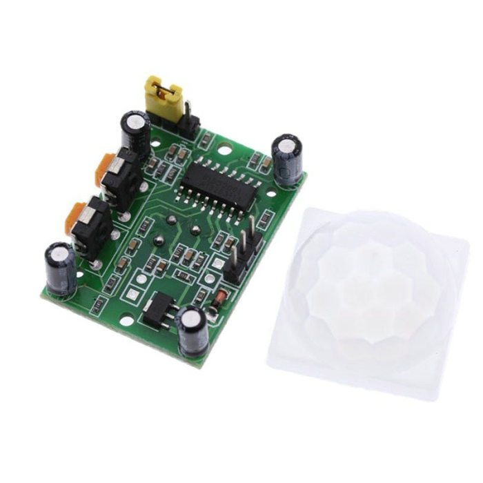HC-SR501 Adjust IR Pyroelectric Infrared PIR Motion Sensor Detector Module SR501