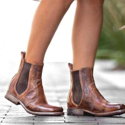 Women New Martin boots