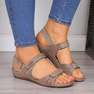 Women Comfy Sole Sandal Shoes