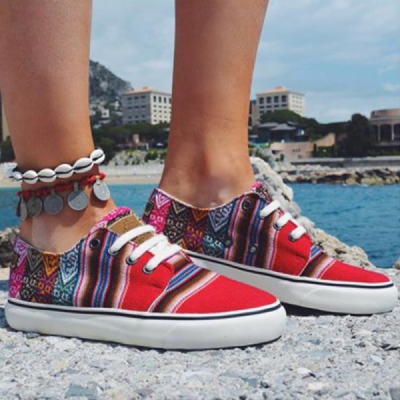 Mipacha Clasico Canvas Sneakers