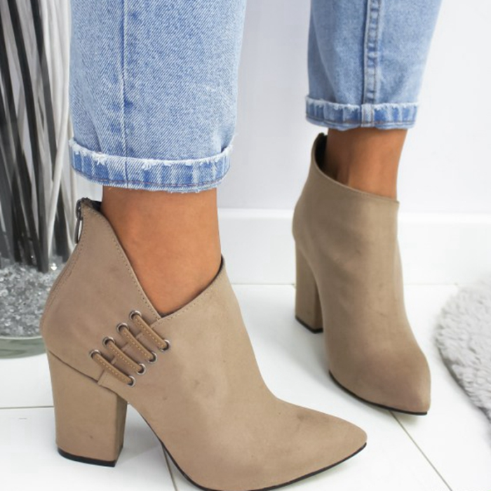 High Heel Europe Style Shoes Woman