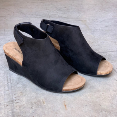2020 New And Fashional Slingback Wedges Sandals
