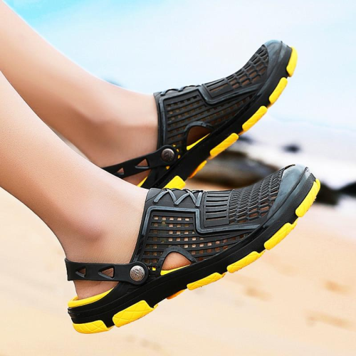 Men's Summer Flip Flops Slippers Outdoor Beach Casual Sandal Shoes