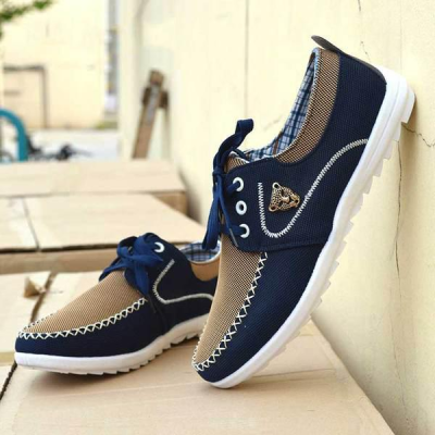 Men's Leather Flats Lace-up Driving Formal Dress Casual Shoes