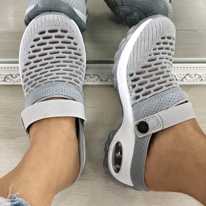 Women's Breathable Air Cushion Leisure Shock Sandals