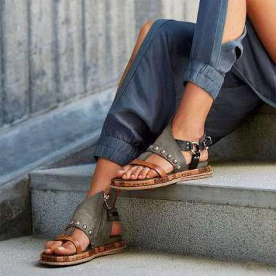 Women Artificial leather Platform Shoes