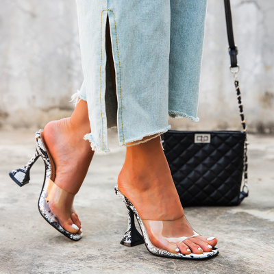 NEW! Women's EVA Stiletto Heel Peep Toe With Others shoes