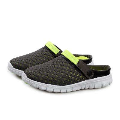 Men's Summer Mesh Breathable Padded Beach Flip Flops Sandals Shoes